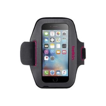 Brazalete deportivo Belkin Sport-Fit iPhone 6 Negro - Rosa