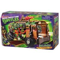 TMNT Vehículo Tortugas Ninja SRV Lanzamisiles + Figura