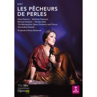 Bizet. Les Pecheurs de Perles (Formato DVD)