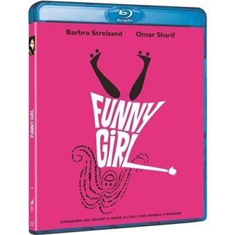 Funny girl - Blu-Ray