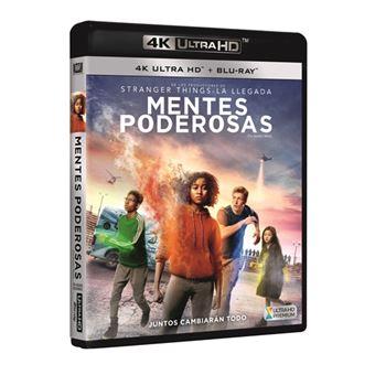 Mentes poderosas - UHD + Blu-Ray