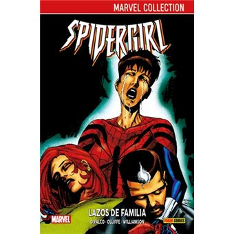 Spidergirl 2. Lazos de familia