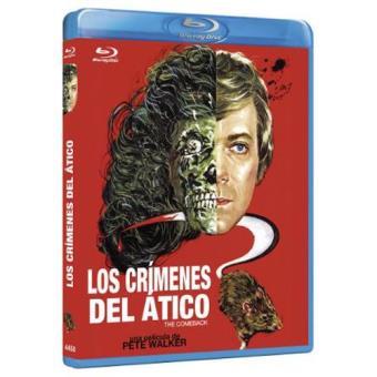 Los crímenes del ático - Blu-Ray