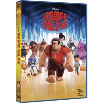 ¡Rompe Ralph! - DVD