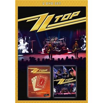 Live in Germany 1980 + Live At Montreux 2013 - DVD