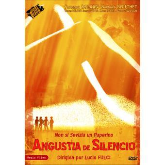 Angustia de silencio - DVD