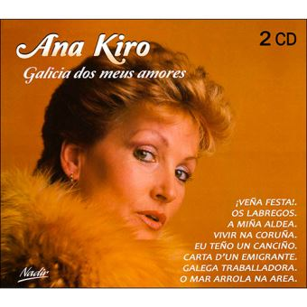 Galicia Dos Meus Amores - 2 CD