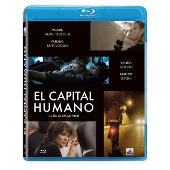 El capital humano (Blu-Ray) - DVD
