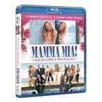 Pack Mamma Mia 1 + Mamma Mia 2 - Blu-Ray