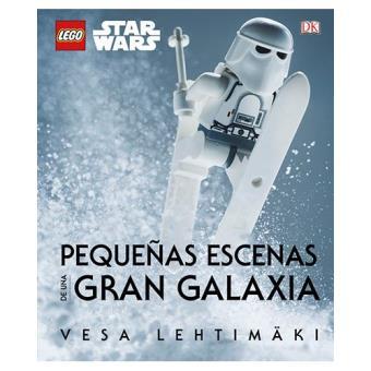 Lego. Star Wars: Pequeñas escenas de una gran galaxia