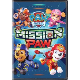 Patrulla canina 14: Misión Paw - DVD