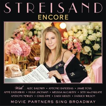 Encore: Movie Partners Sing Broadway - Vinilo