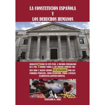 La Constitución Española y los derechos humanos durante 38 años en este país, a muchos ciudadanos de a pie, y (sobre todo) a los presos comunes nos han sido y siguen siendo vulnerados por los poderes públicos, como excepción, pero a niveles ala
