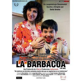La barbacoa - DVD