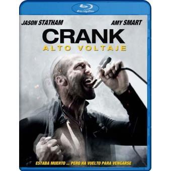 Crank 2: Alto voltaje - Blu-Ray