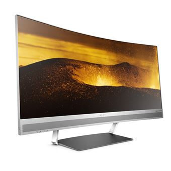 Monitor curvo HP ENVY 34'' WQHD
