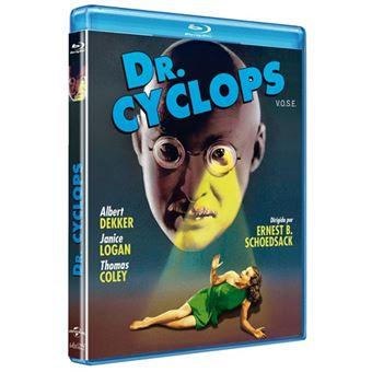 Dr. Cyclops V.O.S. - Blu-ray