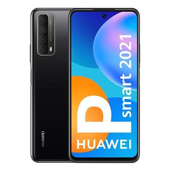 Huawei P Smart 2021 6,67'' 128GB Negro