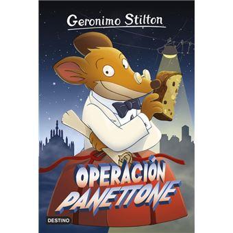 Geronimo Stilton 63: Operación panettone