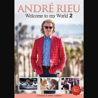 Welcome To My World 2 - DVD