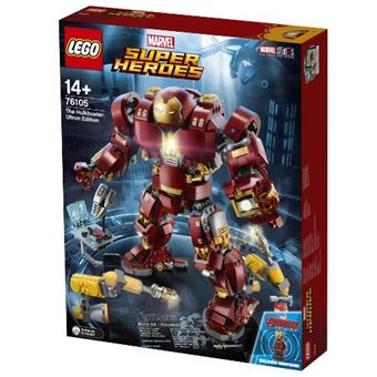 LEGO Marvel Superhéroes 76105 - Hulkbuster: Edición Ultron