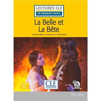 Lectures CLE en français facile - La Belle et la Bête - Niveau 1/A1