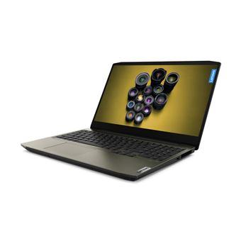 Portátil Lenovo IdeaPad Creator 5 15IMH05 15,6'' Negro