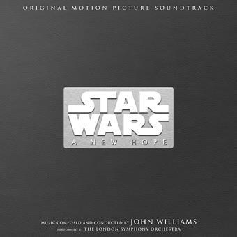 Star Wars Episode IV B.S.O. (3 vinilos)