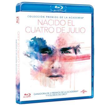 Nacido el 4 de Julio - Blu-Ray