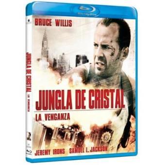 La jungla de cristal 3 La venganza - Blu-Ray