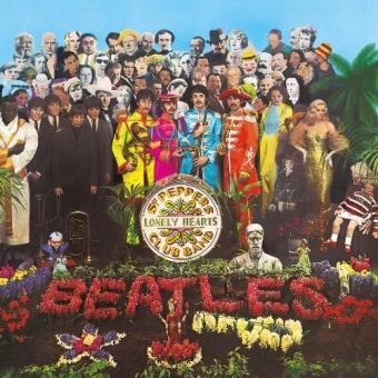 Sgt. Pepper's Anniversary Edition - Vinilo