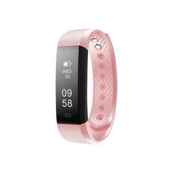 Smartband Sunstech FitLife Rosa