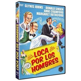 Loca por los hombres - DVD