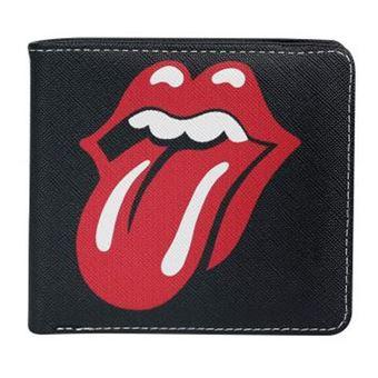 Monedero Rolling Stones Logo