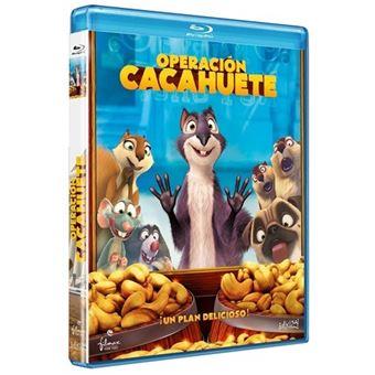 Operación Cacahuete - Blu-Ray