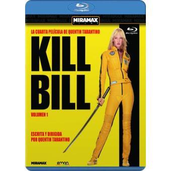 Kill Bill 1 - Blu-Ray