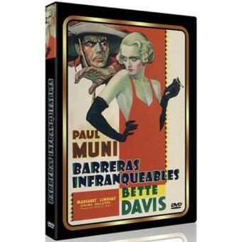 Barreras infranqueables - DVD