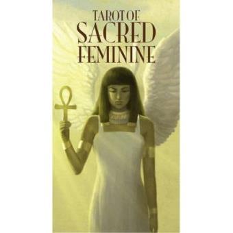 Tarot of sacred feminine-cartas