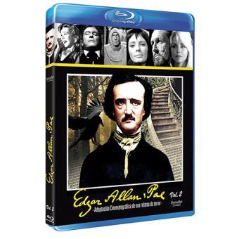Pack Edgar Allan Poe. La colección Vol. 2 - Blu-Ray