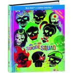 Escuadrón Suicida- Blu-Ray + Libreto
