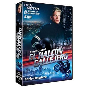 El Halcón Callejero Serie Completa - DVD