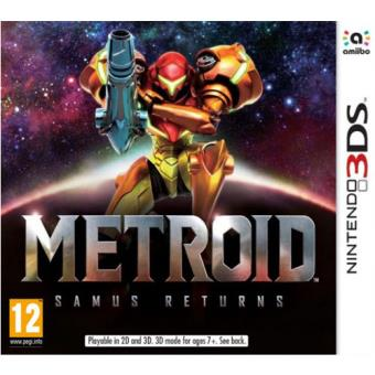 Metroid. Samus Returns Nintendo 3DS