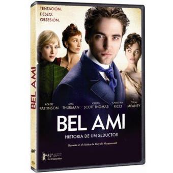 Bel Ami, historia de un seductor - DVD