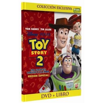 Toy Story 2 - Exclusiva Fnac - DVD + Libreto