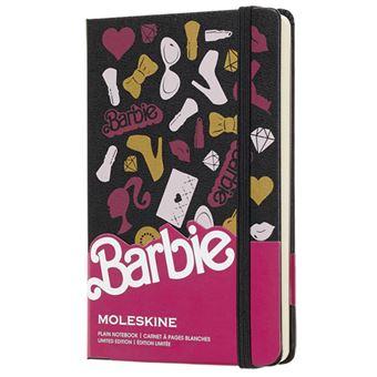 Libreta Moleskine Barbie Accesorios Pocket - Ed Limitada