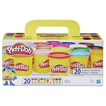 Pack Play-Doh 20 botes