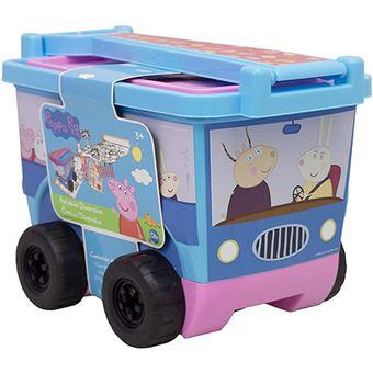 Autobús diversión Peppa Pig