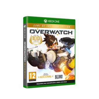 Overwatch: Game of the Year Edition Xbox One