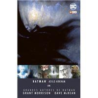 Batman asilo arkham 4ed-dc-grandes