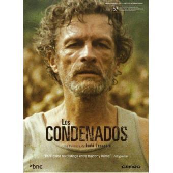 Los condenados - DVD